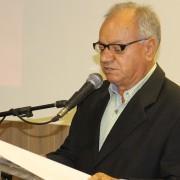 Presidente do SIRECOM-MS e CORE-MS, José Alcides, considera participação na Rota de Desenvolvimento importante para a integração com a sociedade sul-mato-grossense. Foto: Cristina Gomes/Assessoria de Comunicação
