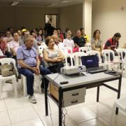 Palestra da procuradora da República Damaris Baggio teve a inteiração do público presente. Fotos: Cristina Gomes/Assessoria de Comunicação