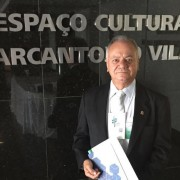 Presidente do CORE-MS, José Alcides dos Santos, participa de seminário no TCU