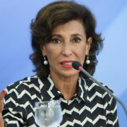 Presidente do BNDES, Maria Silvia Bastos Marques anunciou novas políticas operacionais e condições de financiamento que entram em vigor esta semana. Elza Fiúza/Agência Brasil