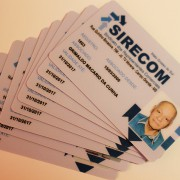 Carteirinha visa a valorização e facilidade de identificação do associado do SIRECOM-MS