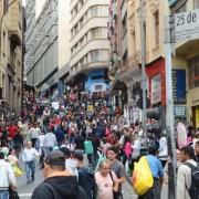 Volta do otimismo quanto ao emprego no país está ligada ao ciclo de redução da taxa básica de juros, iniciado pelo Banco Central. Rovena Rosa/Agência Brasil