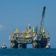Plataforma de petróleoDivulgação/Petrobras