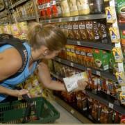 Os preços dos alimentos subiram 0,34% em janeiro. Agência  Brasil/EBC