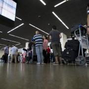 Passageiros terão que pagar por bagagem despachada se nova regra entrar em vigor Marcelo Camargo/Agência Brasil