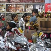 Com a chegada da páscoa, procura de ovos de chocolate aumenta em lojas e supermercados. Vendas devem crescer 1,3% Agência Brasil