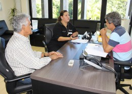 Durante reunião com deputado Rinaldo, SIRECOM-MS pede isenção do ICMS sobre veículos automotores e mostruário. Foto Assessoria de Imprensa
