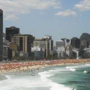 Com belas praias, o Rio de Janeiro é um dos destinos mais procurados por turistas. Agência Brasil