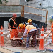 Custo da construção acelerou este mês ao passar de uma variação de 0,22% em julho para 0,40% em agosto. Agência Brasil/ Tomaz Silva