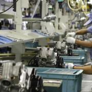 Índice de Confiança da Indústria cresceu 1,4 ponto em agosto, totalizando 92,2 pontos. Arquivo - Agência Brasil